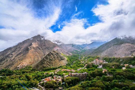 Excursion aux 3 Vallées