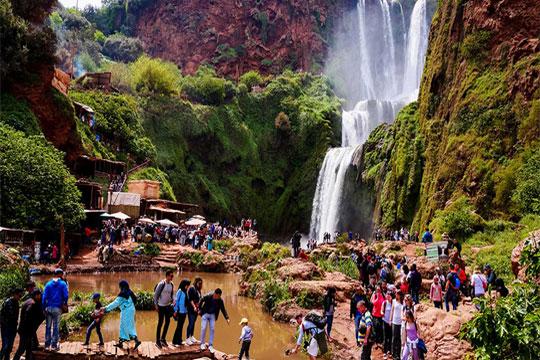 Excursion Cascades d'Ozoud