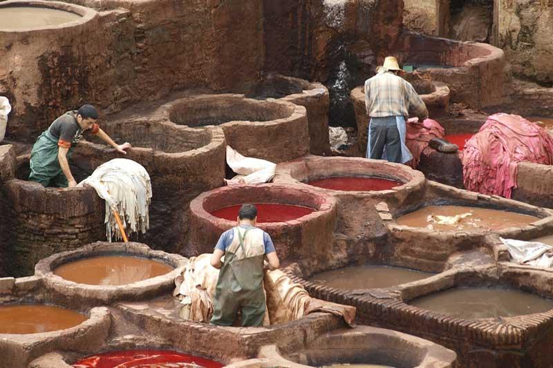 Dbagh à Marrakech