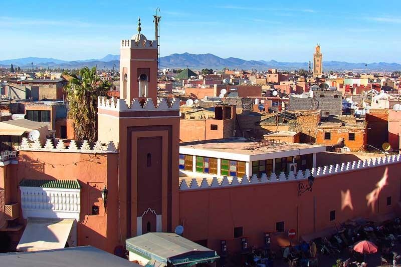 Medina à Marrakech